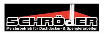 SCHRÖDER – Meisterbetrieb für Dachdecker- & Spenglerarbeiten